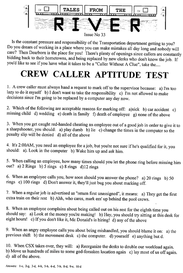 R33 Crew caller aptitude test BW.png