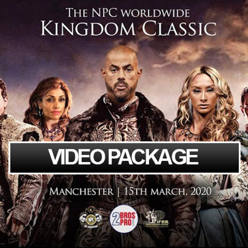 Video Package - 2BrosPro Kingdom Classic