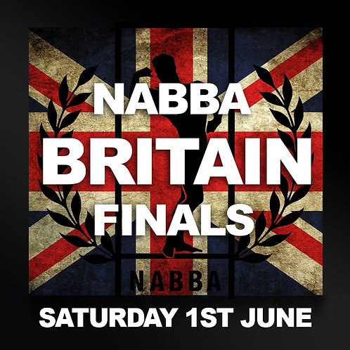 Your Video Clips - NABBA Britain Finals 2019
