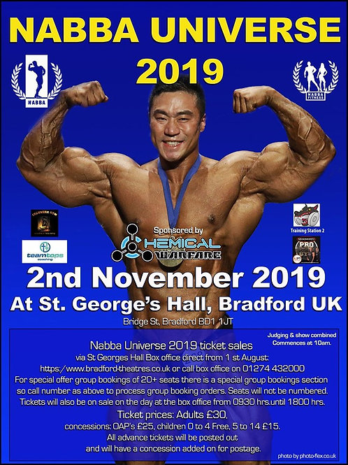 Your Video Clips - NABBA Universe