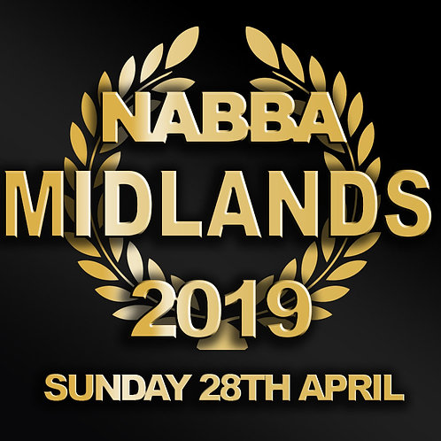 Your Stage Photos - NABBA Midlands 2019