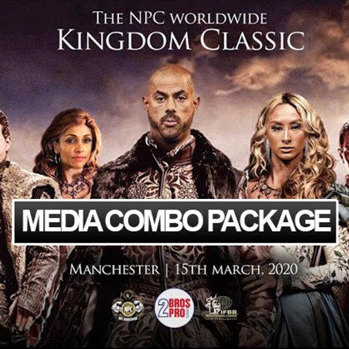 Media Combo - 2BrosPro Kingdom Classic