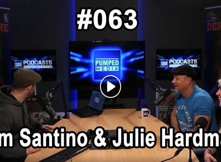 Podcast #063 with Kim Santino and Julie Hardman