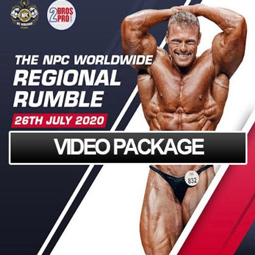 Video Package - 2BrosPro Regional Rumble