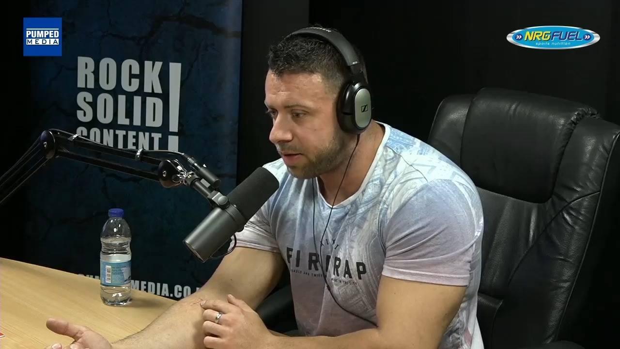 Podcast #029 IFBB Pro Kelvin Hide