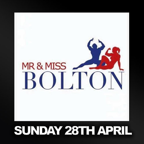 Your Stage Photos - Mr & Miss Bolton 2019