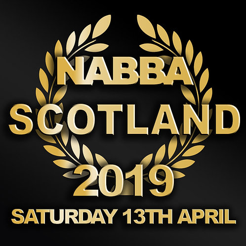 Full Media Package - NABBA Scotland