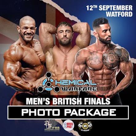 Photo Package - 2BrosPro Men's British Finals