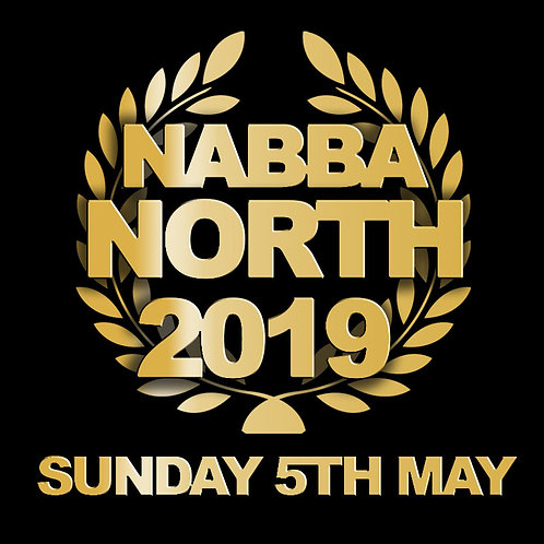 Full Media Package NABBA NORTH 2019