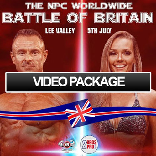 Video Package - 2BrosPro Battle Of Britain