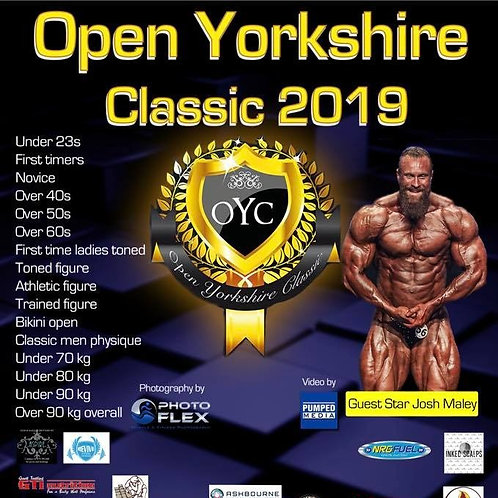Your Video Clips - Open Yorkshire Classic 2019
