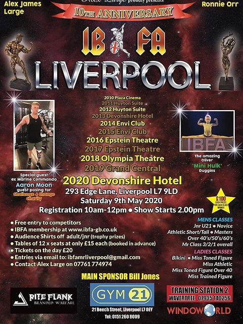 Video Package - IBFA Liverpool 2020