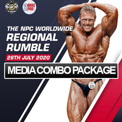 Media Combo - 2BrosPro Regional Rumble