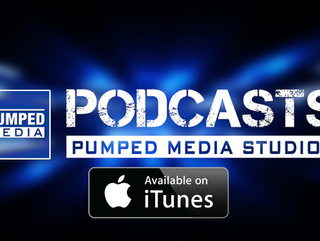 Podcast Now Available on iTunes