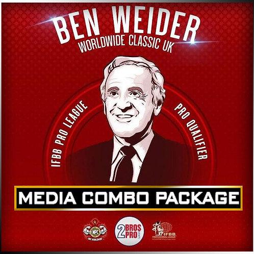 Media Combo - 2BrosProBen Weider