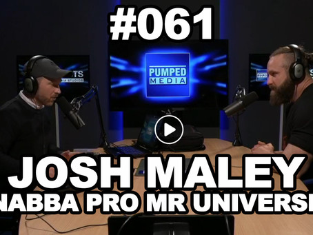 Podcast #061 - Josh Maley