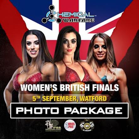 Photo Package - 2BrosPro Women's British Finals