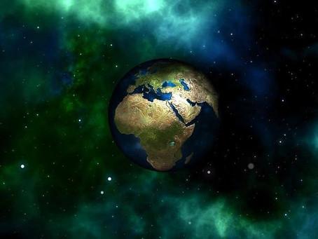 Dienstag, 17. April: Lichtabend für die Erde