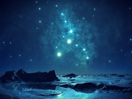 Lichtheilungs-Abend am 7. Dezember: Wer bist du? - Die Reise deiner Seele