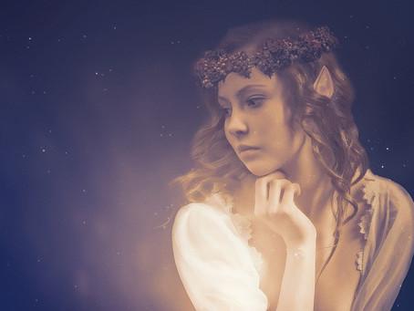 Mystik der Natur, Maria, das Göttlich-Weibliche und dein Engel-Sein: 4. Mai Lichtheilungs-Abend