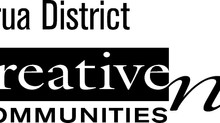 Our Thanks to Creative Communites Rotorua