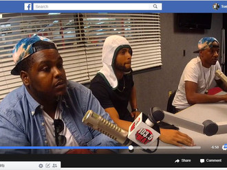 Coolheads on Miami Radio Waves with Papa Keith from 103.5 The Beat!!