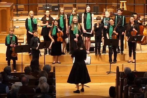 Collegium Musicum -- ages 10 - 17