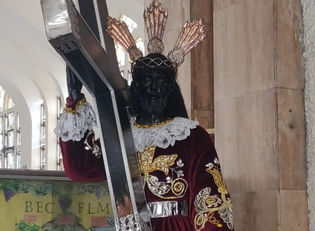 The Black Nazarene – how a black Jesus effigy from Mexico became a symbol of hope and healing