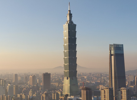 Cultural Immersion and Dirty Feet in Taipei