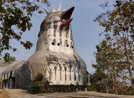 The Chicken Church of Java