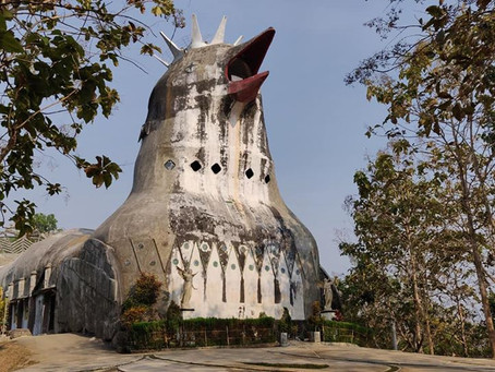The Chicken Church of Java