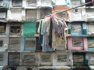 MANILA. Living with the dead in Manila's cemeteries