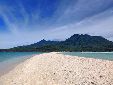 PHILIPPINES. Camiguin Island - Volcanoes, jungle and sunken graves