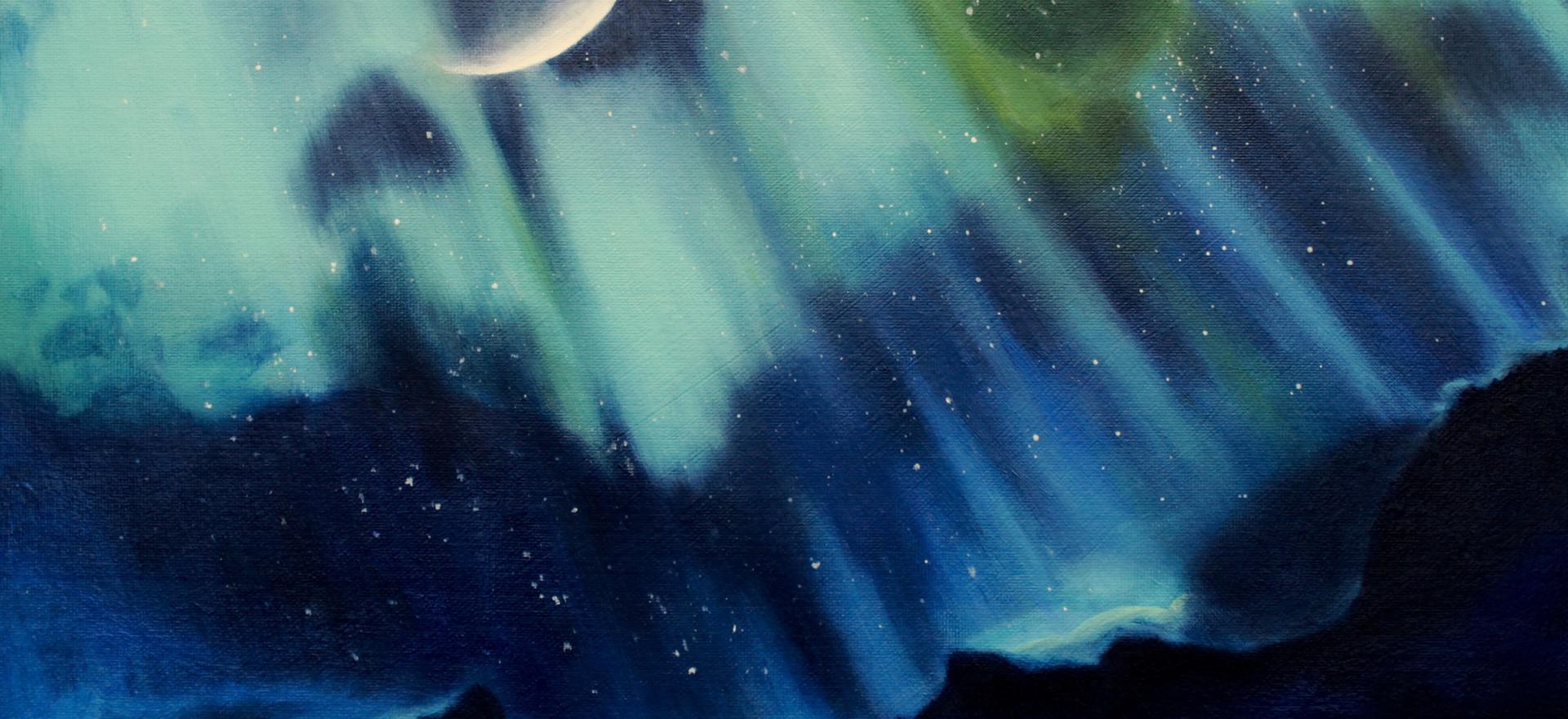 """Aurora"" (2014) by Sherri Huang"