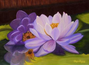"""""""Mystic"""" (2014) by Sherri Huang"""