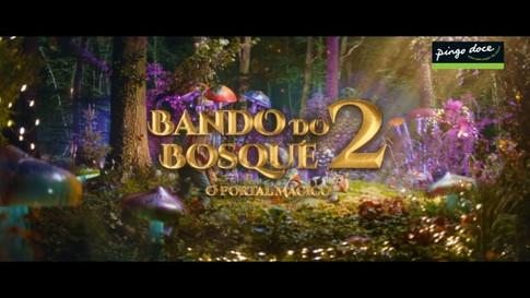 Bando do Bosque 2 - Árvore Mágica