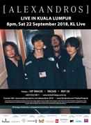 ALXD Live in KL 2018