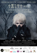 HYDE Live in KL 2018