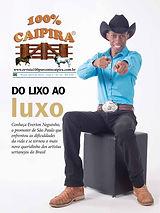 A edição 10 de abril da melhor revista de agronegócios do Brasil você encontra em: www.revista100porcentocaipira.com.br