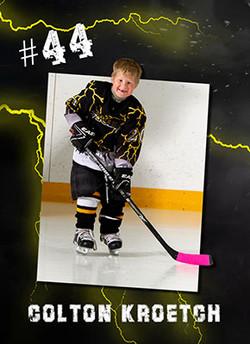 Hockey Card