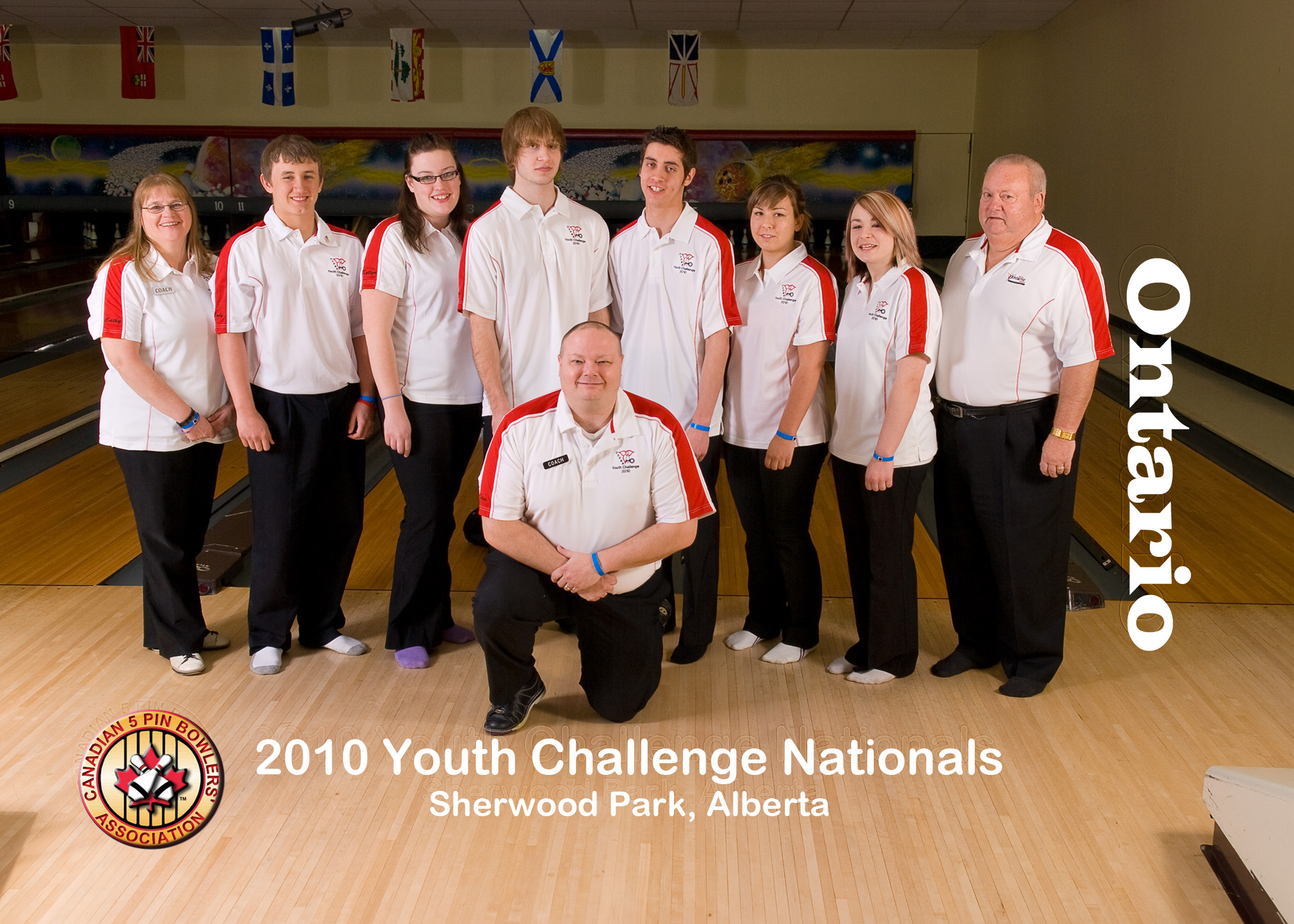 Canadian 5-Pin Youth Challenge