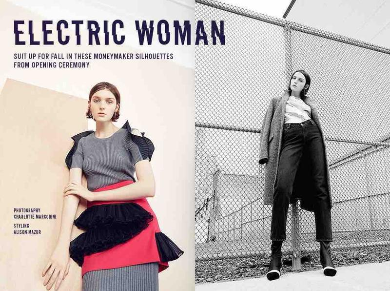 OC ELECTRIC WOMAN