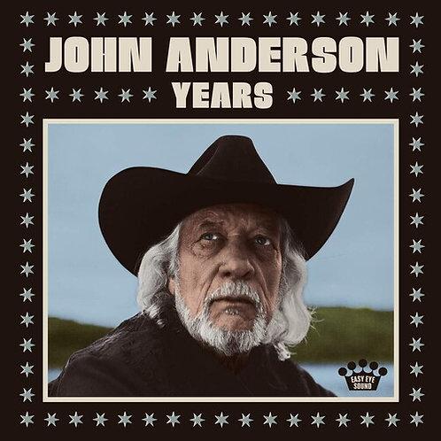 John Anderson - Years