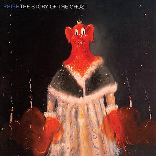 Phish - Story of the Ghost (indie red / black vinyl)