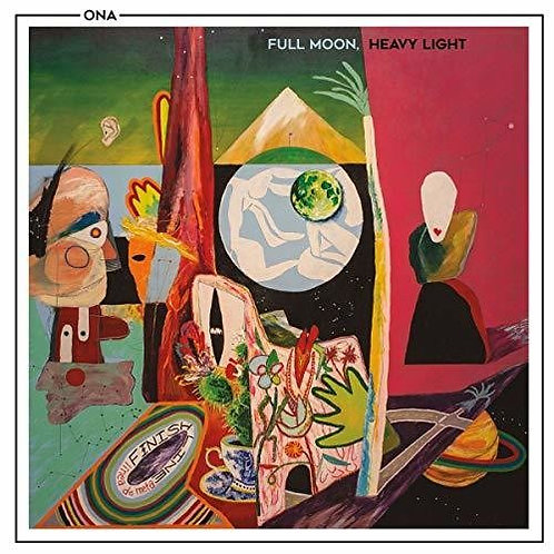 O.N.A. - Full Moon, Heavy Light