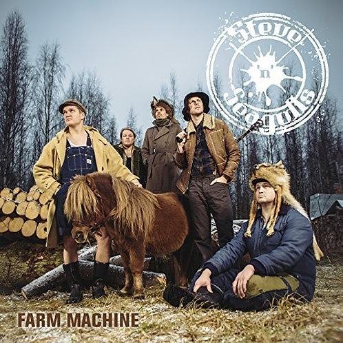 Steve 'n' Seagulls - Farm Machine