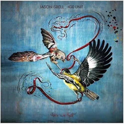 Jason Isbell - Here We Rest (blue vinyl)