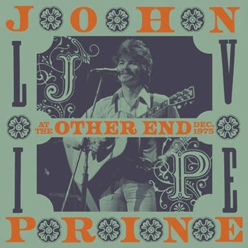 RSD John Prine - Live At The Other End, December 1975