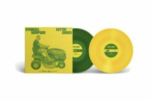Sturgill Simpson - Cuttin' Grass Vol. 1 Vinyl Indie Exclusive Green/Yellow