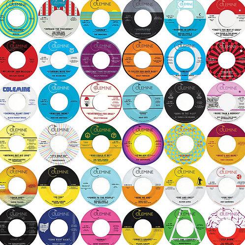Soul Slabs Volume 3 2xLP RSD Exclusive Red Vinyl